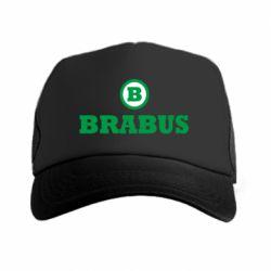 Кепка-тракер Brabus - FatLine