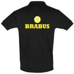 Футболка Поло Brabus - FatLine
