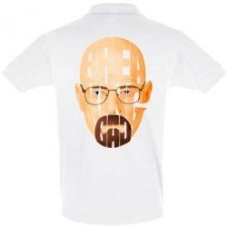 Футболка Поло Breaking Bad Face