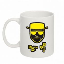Кружка 320ml Breaking Bad Walter - FatLine