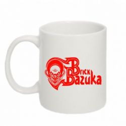 Кружка 320ml Brick Bazuka - FatLine