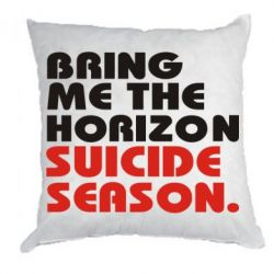 Подушка Bring me the horizon suicide season. - FatLine