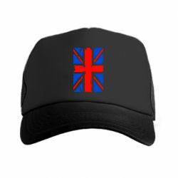 Кепка-тракер Британский флаг - FatLine