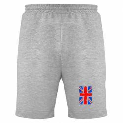 Мужские шорты Британский флаг