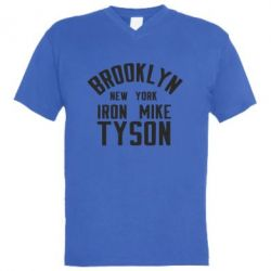 ������� ��������  � V-�������� ������� Brooklyn Mike Tyson - FatLine