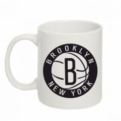 Кружка 320ml Brooklyn New York - FatLine