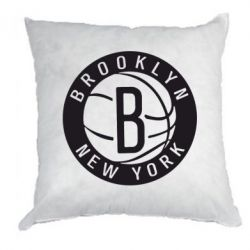 Подушка Brooklyn New York - FatLine