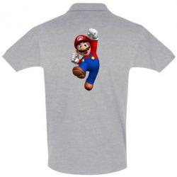 Футболка Поло Brother Mario - FatLine