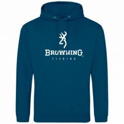 Мужская толстовка Browning - FatLine