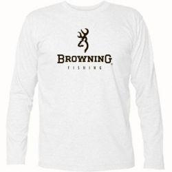 Футболка с длинным рукавом Browning - FatLine