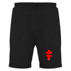 Мужские шорты Brutto Logo - FatLine