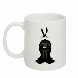 Кружка 320ml Bucks Bunny Batman - FatLine
