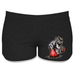 Женские шорты Bulldog MMA