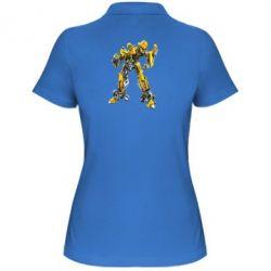 Женская футболка поло Bbumblebee - FatLine