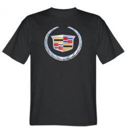Мужская футболка Cadillac - FatLine