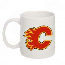 Кружка 320ml Calgary Flames - FatLine