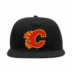 Снепбек Calgary Flames - FatLine