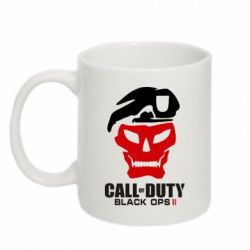 Кружка 320ml Call of Duty Black Ops 2 - FatLine