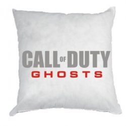 Подушка Call of Duty Ghosts Logo - FatLine