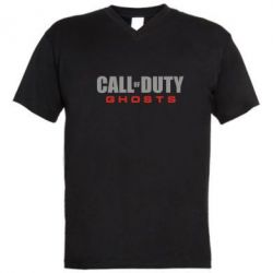 ������� ��������  � V-�������� ������� Call of Duty Ghosts Logo - FatLine