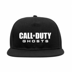 Снепбек Call of Duty Ghosts Logo - FatLine