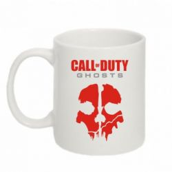 Кружка 320ml Call of Duty Ghosts - FatLine