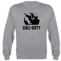 Реглан Call of Duty Logo - FatLine
