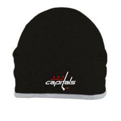Шапка Capitals - FatLine