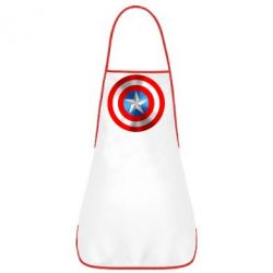 Фартук Captain America 3D Shield