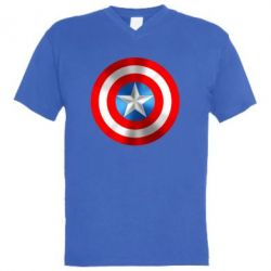 ������� ��������  � V-�������� ������� Captain America 3D Shield - FatLine