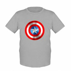 ������� �������� Captain America 3D Shield - FatLine