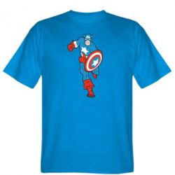 ������� �������� Captain America Comics - FatLine