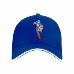 ����� Captain America Comics - FatLine