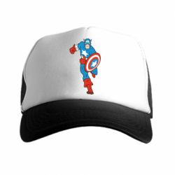 �����-������ Captain America Comics - FatLine