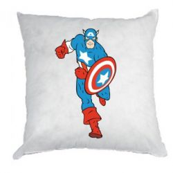 Подушка Captain America Comics - FatLine