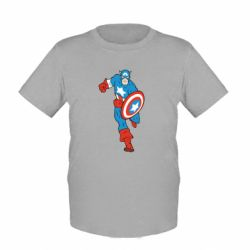 ������� �������� Captain America Comics