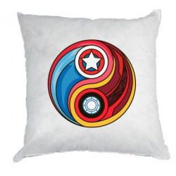 ������� Captain America & Iron Man - FatLine