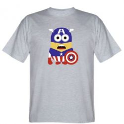 ������� �������� Captain America Minion - FatLine