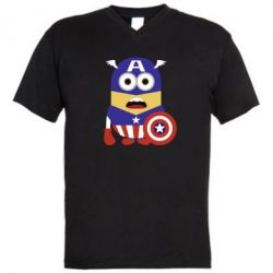 ������� ��������  � V-�������� ������� Captain America Minion - FatLine
