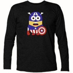 �������� � ������� ������� Captain America Minion - FatLine