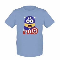 ������� �������� Captain America Minion