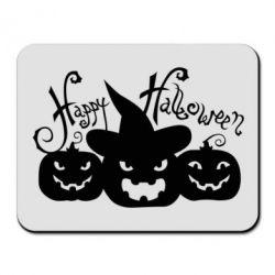 Коврик для мыши Cчастливого Хэллоуина - FatLine