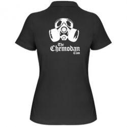 Женская футболка поло Chemodan - FatLine