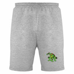 Мужские шорты Черепашки-ниндзя - FatLine