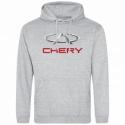 Мужская толстовка Chery Logo - FatLine