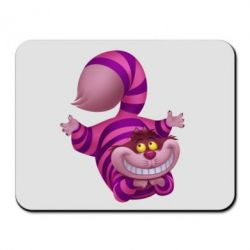 Коврик для мыши Чеширский кот - FatLine