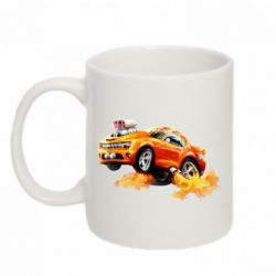 Кружка 320ml Chevrolet Camaro Art - FatLine