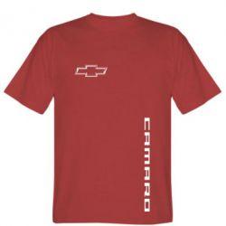 Мужская футболка Chevrolet Camaro - FatLine