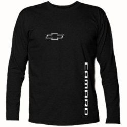 Футболка с длинным рукавом Chevrolet Camaro - FatLine