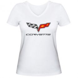 ������� �������� � V-�������� ������� Chevrolet Corvette - FatLine